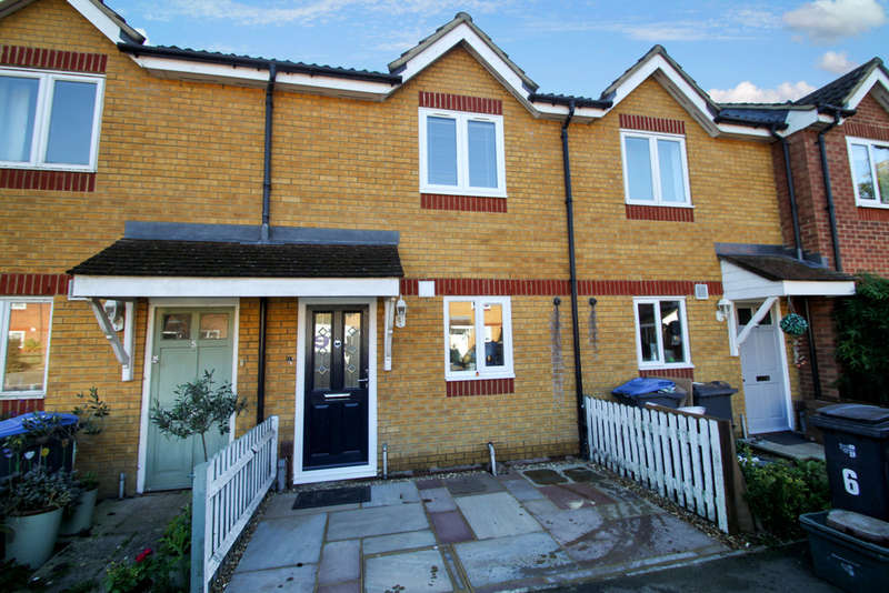 2 Bedrooms Terraced House for sale in Barker Close, New Malden