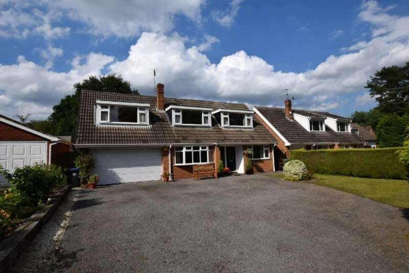 4 Bedrooms Detached House for sale in Blind Lane, Tanworth-In-Arden