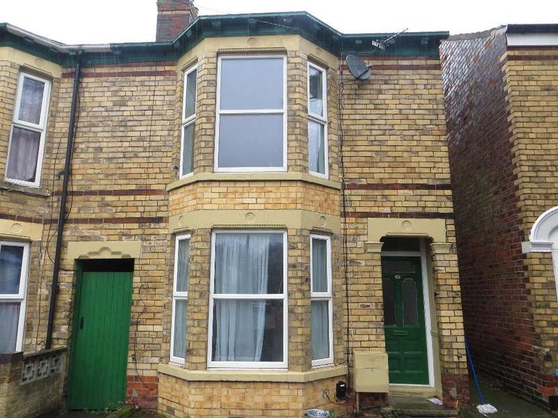 2 Bedrooms End Of Terrace House for sale in Goddard Avenue, Hull, HU5 2BA