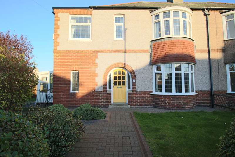 4 Bedrooms Semi Detached House for sale in Darien Avenue, Fulwell, Sunderland, SR6 8HH