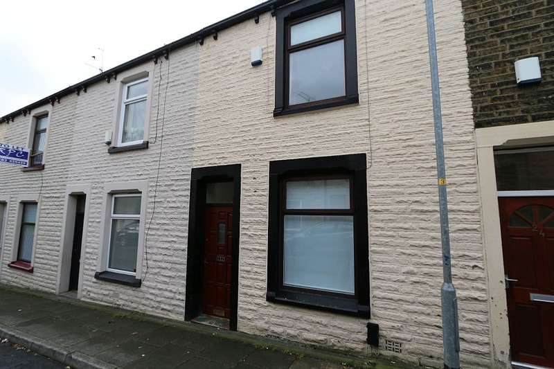 2 Bedrooms Terraced House for sale in Windsor Street, Burnley, Lancashire, BB12 6RW