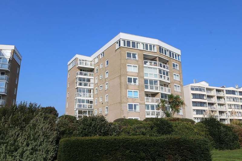 3 Bedrooms Flat for sale in Ocean Heights, 22 Boscombe Cliff Road, Bournemouth, Dorset, BH5 1LA
