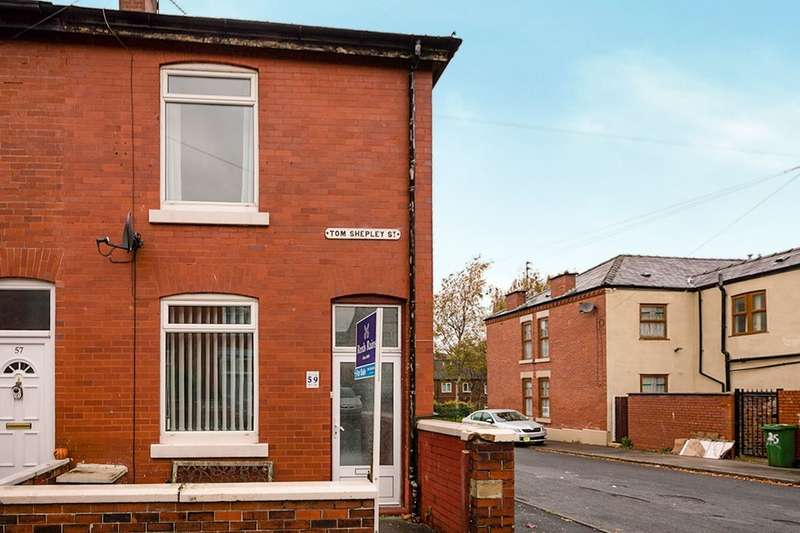 2 Bedrooms Terraced House for sale in Tom Shepley Street, Hyde, SK14