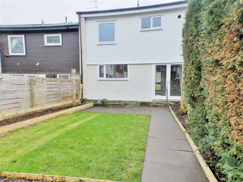 3 Bedrooms Terraced House for sale in Mallard Terrace, Greenhills, EAST KILBRIDE