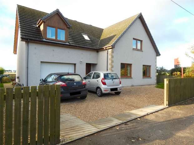 4 Bedrooms Detached House for sale in North House, Roseisle, Elgin, Moray