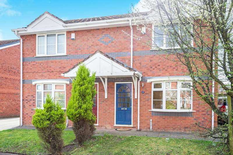 3 Bedrooms Semi Detached House for sale in Calderwood Park, LIVERPOOL, L27