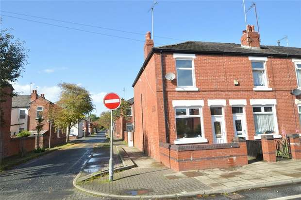 2 Bedrooms Terraced House for sale in Charlotte Street, Stockport, Cheshire