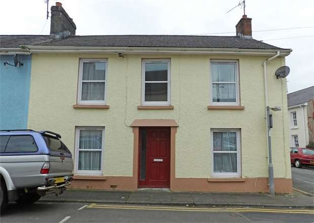 4 Bedrooms End Of Terrace House for sale in Orchard Street, Llandovery, Carmarthenshire