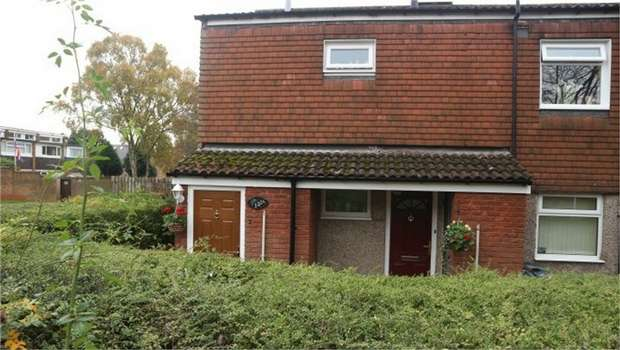 1 Bedroom Maisonette Flat for sale in Glenavon Road, Birmingham, West Midlands