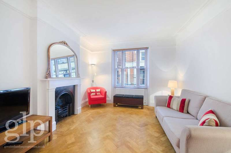 2 Bedrooms Flat for sale in Willoughby Street, London, WC1A