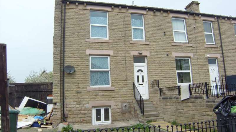 2 Bedrooms End Of Terrace House for sale in Garden Terrace, Dewsbury