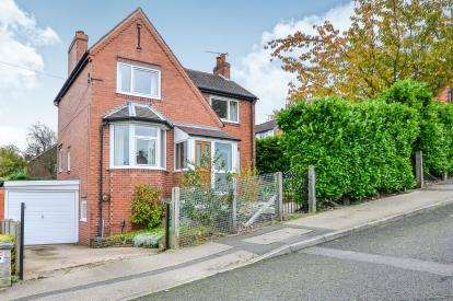 4 Bedrooms Detached House for sale in St. Edmunds Avenue, Mansfield Woodhouse, Mansfield, Nottingmahshire