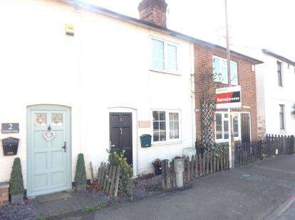 2 Bedrooms Terraced House for sale in Hatfield Peverel, Chelmsford