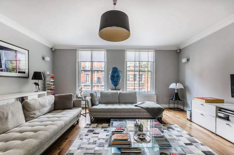 3 Bedrooms Flat for sale in Old Brompton Road, Earls Court, SW5
