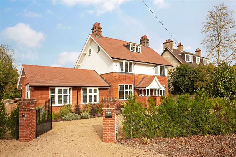 6 Bedrooms Detached House for sale in Ottways Lane, Ashtead, Surrey, KT21