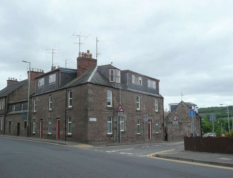 2 Bedrooms Flat for rent in Nursery Lane, Brechin, DD9