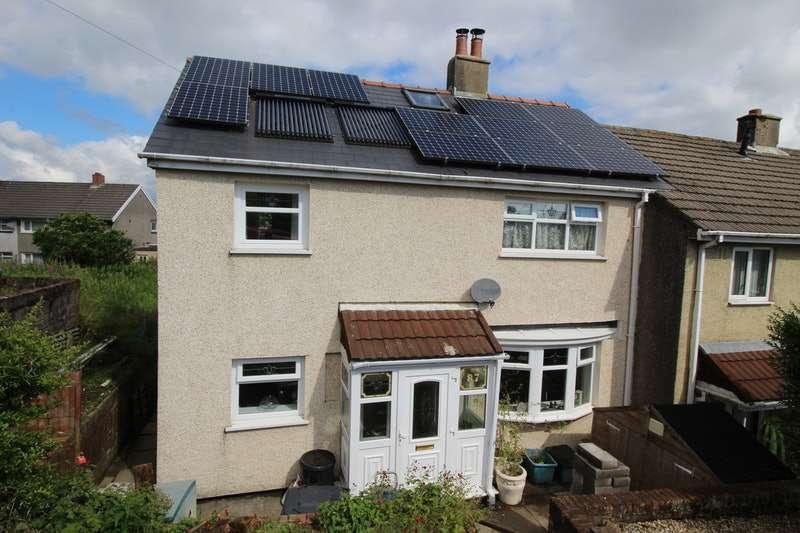3 Bedrooms End Of Terrace House for sale in Pentwyn, Ebbw Vale, Blaenau Gwent, NP23