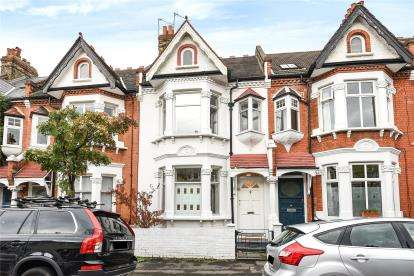 4 Bedrooms Terraced House for sale in Tulsemere Road, West Dulwich London