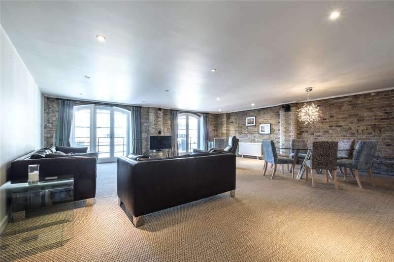 3 Bedrooms Flat for sale in St. Saviours Wharf, 25 Mill Street, London, SE1
