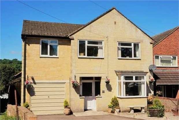 4 Bedrooms Detached House for sale in Silver Street, Littledean, Cinderford, Gloucestershire