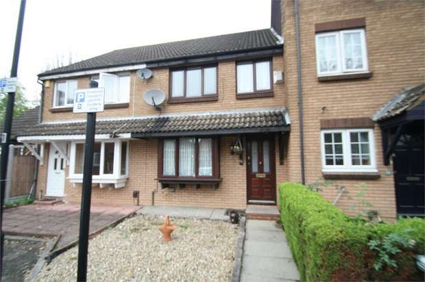 3 Bedrooms End Of Terrace House for sale in Armstrong Close, Beckton, London
