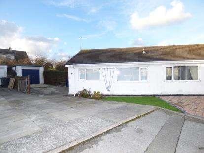 2 Bedrooms Bungalow for sale in Ffordd Llewelyn, Valley, Ffordd Llewelyn, Sir Ynys Mon, LL65