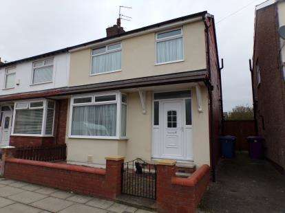 3 Bedrooms Semi Detached House for sale in Lynwood Road, Walton, Liverpool, Merseyside, L9