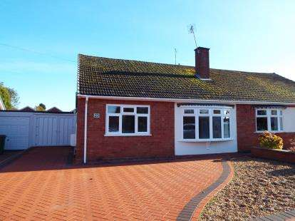 2 Bedrooms Bungalow for sale in Princefield Avenue, Penkridge, Staffordshire