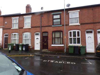 3 Bedrooms Terraced House for sale in Moncrieffe Street, Chuckery, Walsall, .