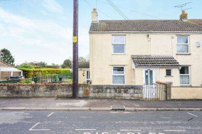 2 Bedrooms End Of Terrace House for sale in Redwick Road, Bristol, Gloucestershire, .