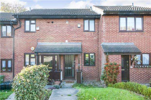 1 Bedroom Terraced House for sale in Sandpiper Way, ORPINGTON, Kent, BR5 3NT