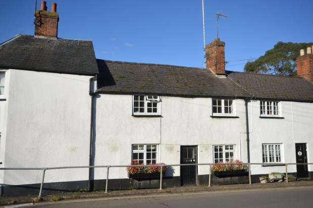 4 Bedrooms Terraced House for sale in Cotford Road, Sidbury, Sidmouth, Devon