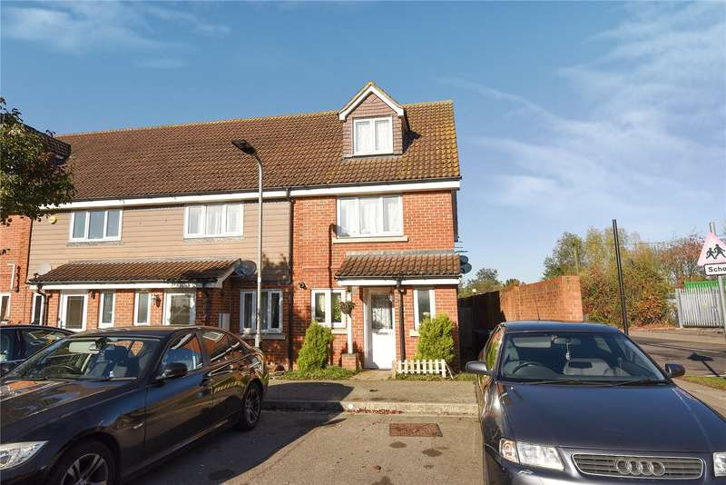 3 Bedrooms Mews House for sale in Buttercup Close, Northolt, Middlesex, UB5