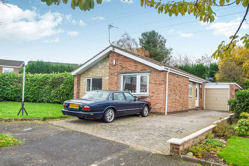 4 Bedrooms Detached Bungalow for sale in Mangrove Close, St Johns Estate, Newcastle Upon Tyne, NE5