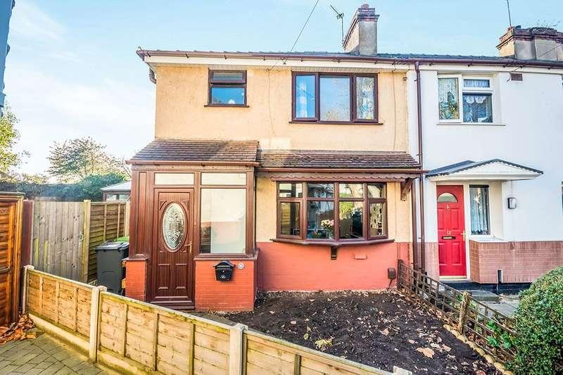 3 Bedrooms Property for sale in Partridge Avenue, Wednesbury, WS10