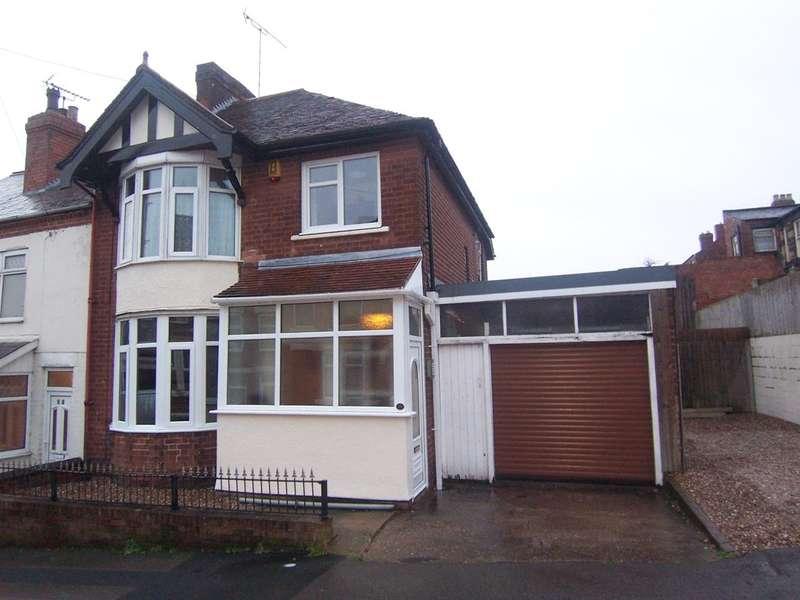 3 Bedrooms Detached House for sale in Fletcher Street, Heanor