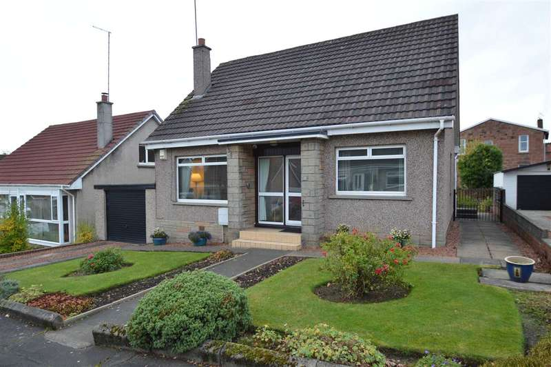 3 Bedrooms Detached House for sale in Rosefield Gardens, Uddingston