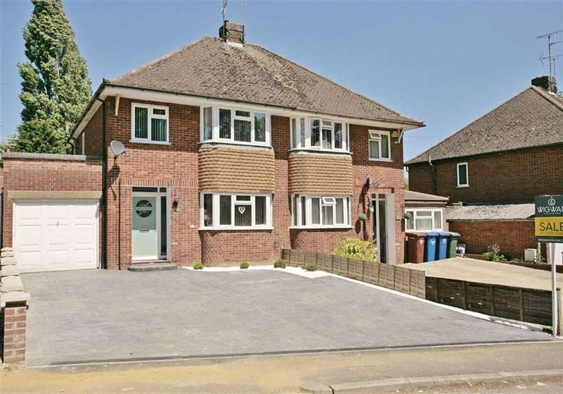 3 Bedrooms Semi Detached House for sale in Warwick Road, Banbury, Oxfordshire, OX16