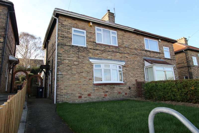 3 Bedrooms Semi Detached House for sale in Delacour Road, Blaydon-On-Tyne, NE21