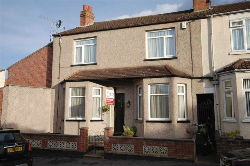 3 Bedrooms Terraced House for sale in Holbrook Avenue, Rugby, Warwickshire