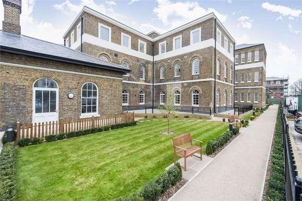 1 Bedroom Flat for sale in Clerkenwell House, Hilda Road, London