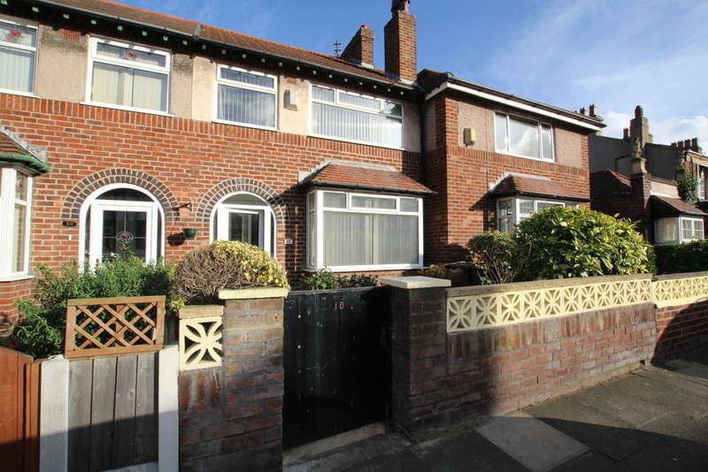 3 Bedrooms Terraced House for sale in Mersey View, Brighton-le-Sands, Liverpool, L22