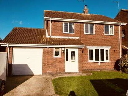 4 Bedrooms Detached House for sale in Stewton Lane, Louth, Lincolnshire