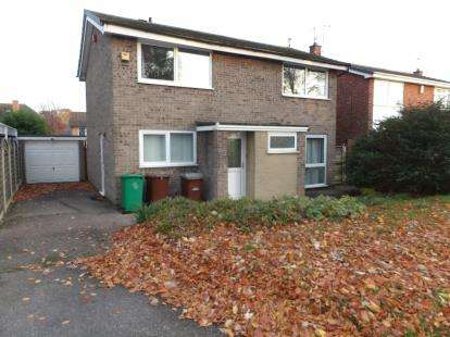 4 Bedrooms Detached House for sale in Cherry Wood Drive, Aspley, Nottingham