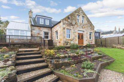 4 Bedrooms Barn Conversion Character Property for sale in Bridgend, Stewarton, East Ayrshire
