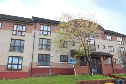 2 Bedrooms Flat for sale in Moorfoot Avenue, Paisley, Renfrewshire