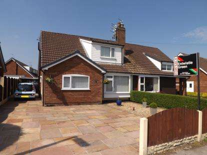 4 Bedrooms Semi Detached House for sale in Station Road, New Longton, Preston, PR4