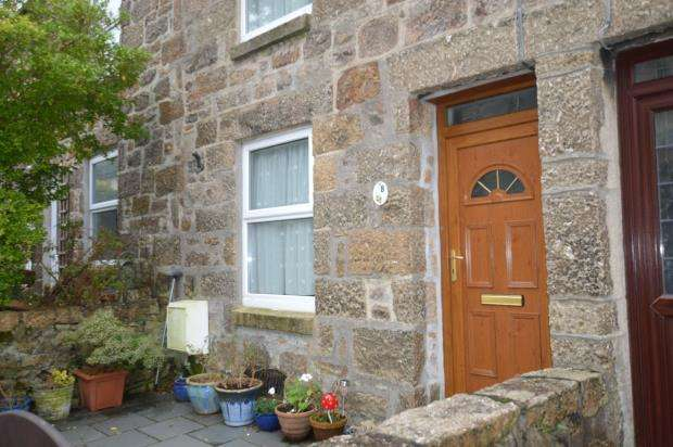 2 Bedrooms Terraced House for sale in Nevada Place, Heamoor, Penzance, Cornwall
