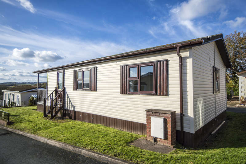 2 Bedrooms Park Home Mobile Home for sale in Highley Park Homes, Netherton, Highley