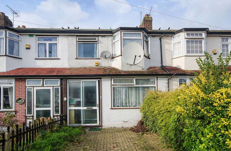 4 Bedrooms Terraced House for sale in Conway Crescent, Perivale, UB6
